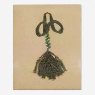 Claire Zeisler, 'Untitled (necklace)', c. 1965