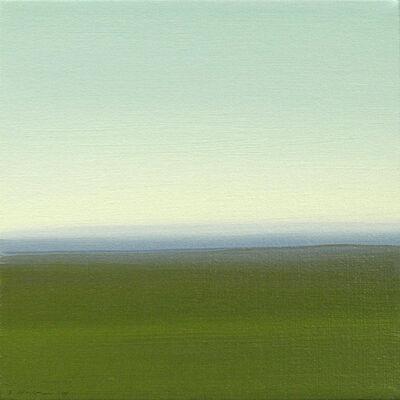 Lisa Grossman, 'Horizon - Green 3', 2014