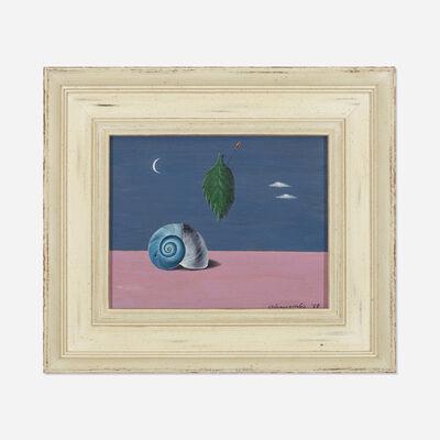 Gertrude Abercrombie, 'Snail', 1958