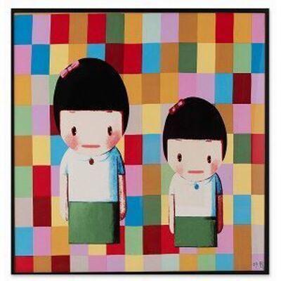 Liu Ye 刘野, 'Shanghai Expo Silk Scarf', 2010