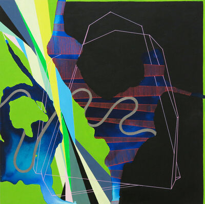 Kim Carlino, 'Visions of a Fragmented Landscape V.', 2017