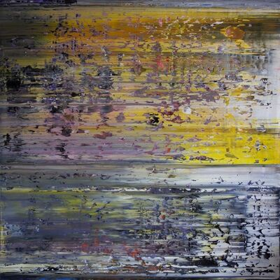 Harry Moody, 'abstract #242', 2018