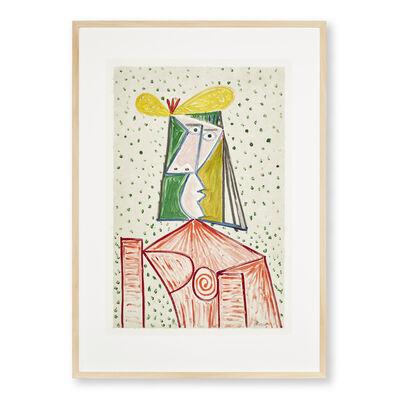 Pablo Picasso, 'Buste de Femme', 1960