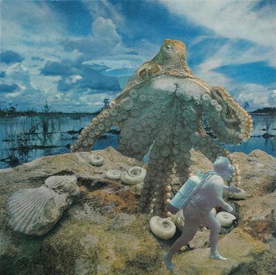 Jean Conner, 'OCTOPUS', 1982