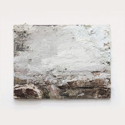 Andrew Hardwick, 'Estuary, Wind, Grey Sea'