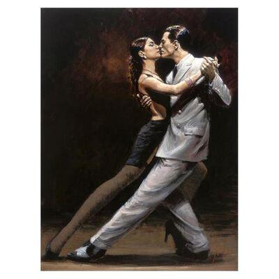 Fabian Perez, 'Tango in Paris', 1990-2020