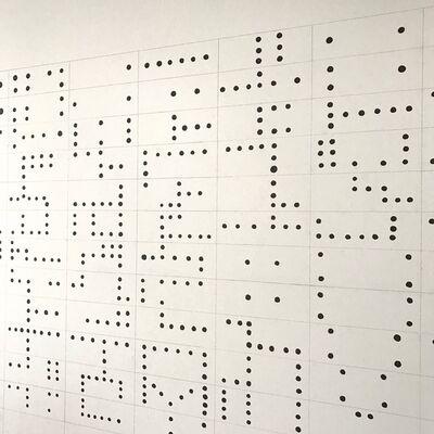 Matt Magee, 'Marfa Grapheme', 2017