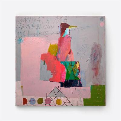 Danny Gretscher, 'Caminata Mañanera Con Los Loros', 2020