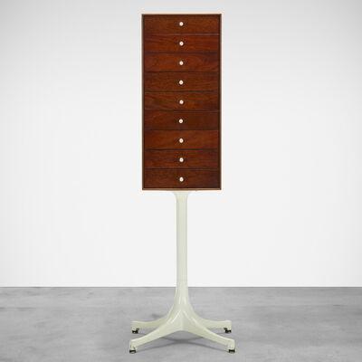 George Nelson & Associates, 'Miniature cabinet, model 5217', 1952