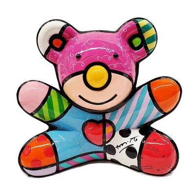 Romero Britto, 'Summer Bear', 2000-2020