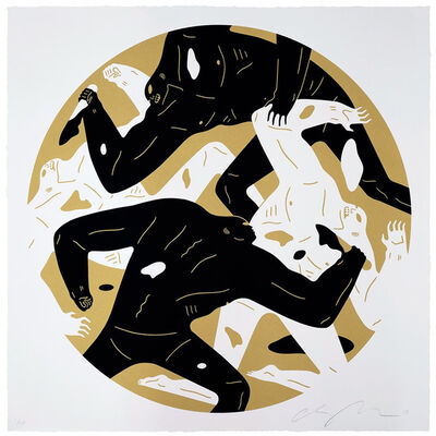Cleon Peterson, 'Out of Darkness', 2017