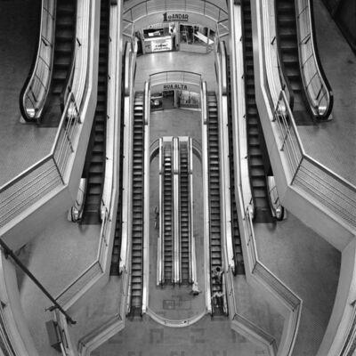 Cristiano Mascaro, 'Escadas Rolantes', 1983