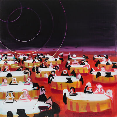 Susie Hamilton, 'Jabberwocky', 2008