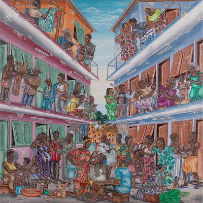 Felix Ebi Kouamé, 'Untitled'