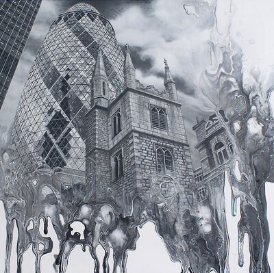 Simon Hennessey, 'Lost Souls of the City'