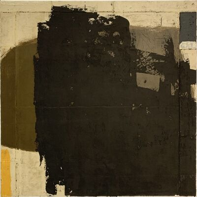 Luca Serra, 'Mientras nadie mira - Carbón', 2019