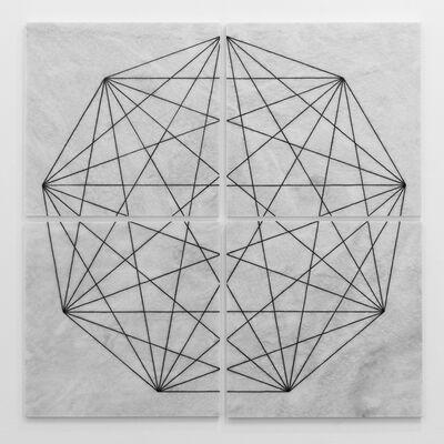 Hamra Abbas, 'Construction Drawing 1, 2019', 2019