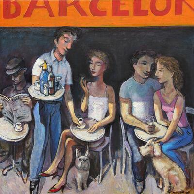Ramon Moscardó, 'BCN Bar ', 2018
