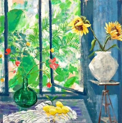 Melanie Parke, 'Arezzo Sun', 2021