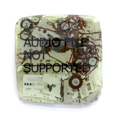 Rero, 'Untitled (AUDIO FILE NOT SUPPORTED...)', 2018