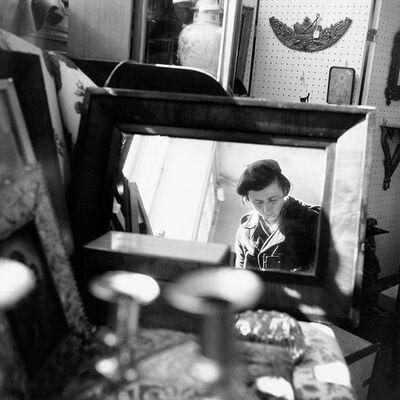 Vivian Maier, '0120550, Self Portrait Chicago Area', 2015