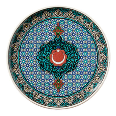 'Plate', First half of the 20th century