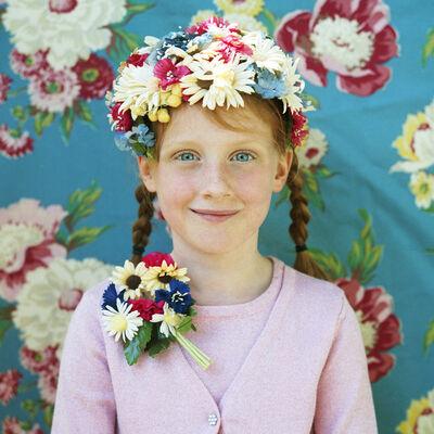 Aline Smithson, 'Abbie', 2013