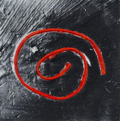 Jack Whitten, 'Loop #35 (Spiral)', 2012