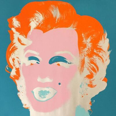 Andy Warhol, 'Marilyn II.29', 1967
