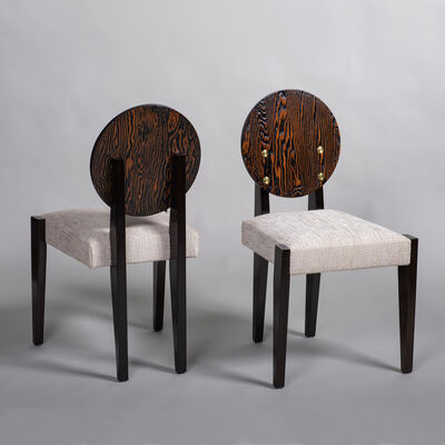 André Sornay, 'Six chairs', ca. 1935