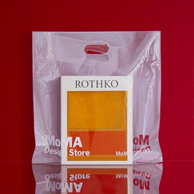 Carlos Vega Faúndez, 'Rothko @MOMA - Museum Series', 2021