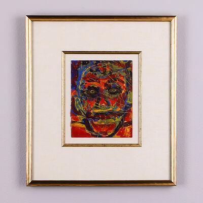 Luis Zarate, 'Self portrait', ca. 2016