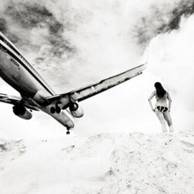 Josef Hoflehner, 'Jet Airliner #9'