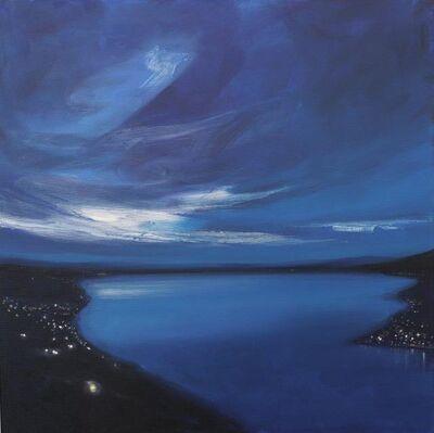 Sigrid Nienstedt, 'Blaue Bucht', 2019