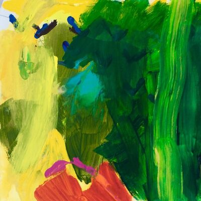 Jane Booth, 'Vignette - Forest Edge', 2018