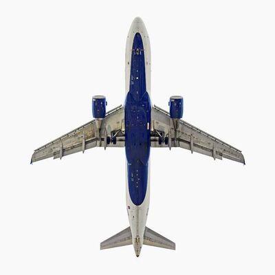 Jeffrey Milstein, 'Delta Air Lines Airbus A320-200', 2013