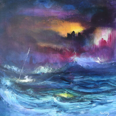 Jackie Arditty, 'Hope in Storm', 2015