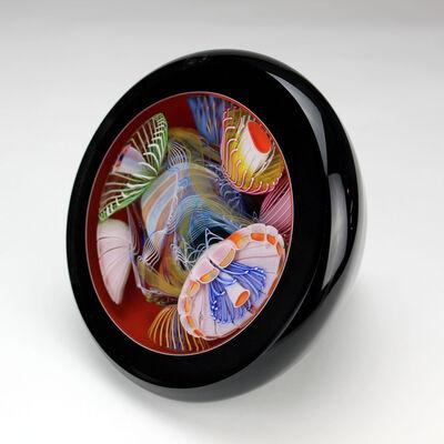 Wes Hunting, 'Opal Optical Cone', 2018