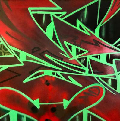 Mario Gonzalez Jr. [ZORE], 'Wildstyle E', 2017