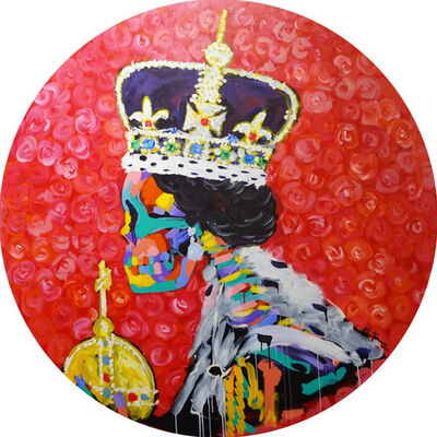Bradley Theodore, 'Queen Elizabeth', 2016