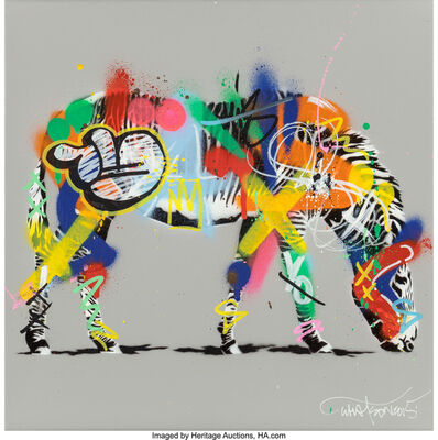 Martin Whatson, 'Zebra-Mini', 2015