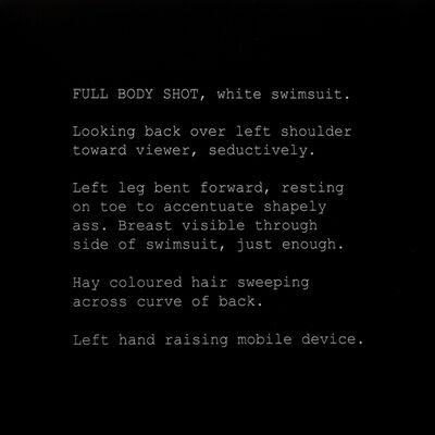 Kristin McIver, '#ComingHome (Typecast Series)', 2017