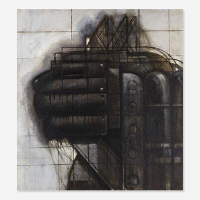 Nick de Angelis, 'Study for Head of Caruso', 1988