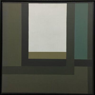 Carlos Rojas, 'Espacio Limitado', 1968