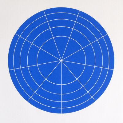 Rupert Deese, 'Array 500/Blue', 2006