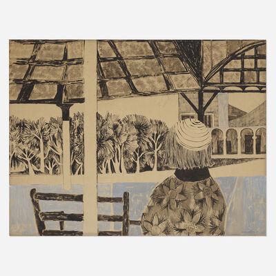 Ellen Lanyon, 'Untitled', 1954