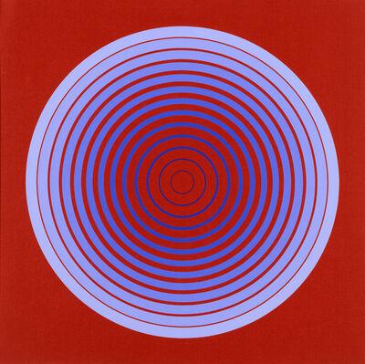 Marina Apollonio, 'Form, Farbabstufung', 1972