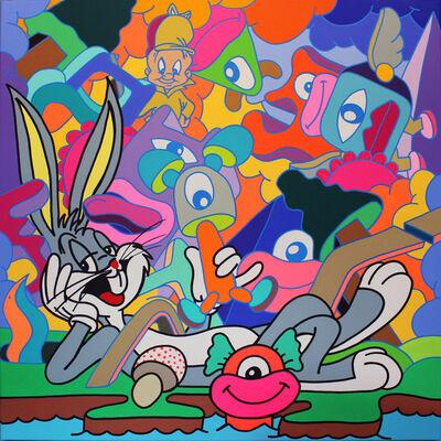 HANK CHINA, 'Buggsy (Bugd Bunny)'