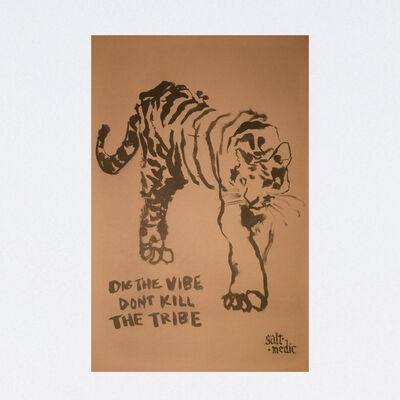 Sal McIntyre, 'Siberian Tiger', 2019