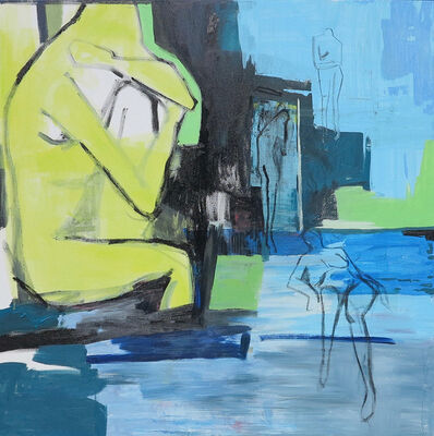 Michaela Rinaldi, 'Moodboard', 2018